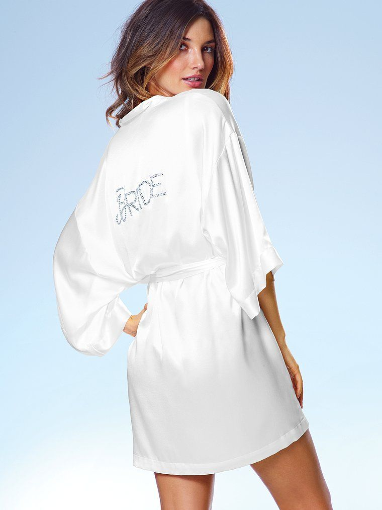 Bridal Robe - Sexy Little Things - Victoria s Secret  1425f1d8a