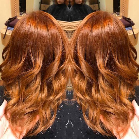17 magnifiques couleurs de cheveux Tendance 2018 cheveux