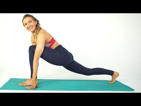 23minsyoga for core  strength  flexibility slow burn