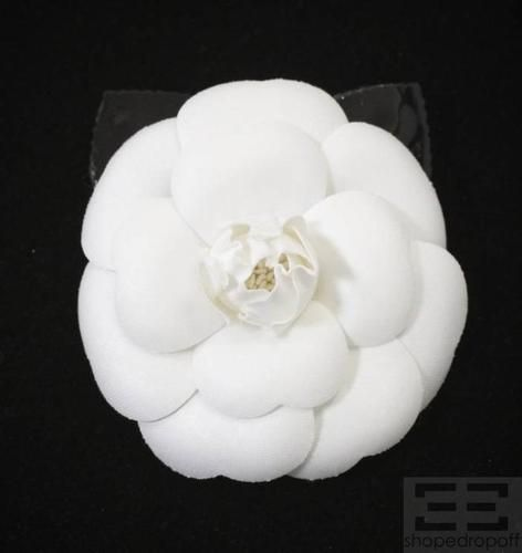 Duxtop portable ceramic infrared cooktop flower decor pinterest chanel white fabric black patent camellia flower brooch new in box on auction now at shopedropoffebay 390509466334 mightylinksfo