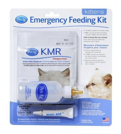 Essential Petag Kmr Emergency Feeding Kit Bene Bac Single Dose