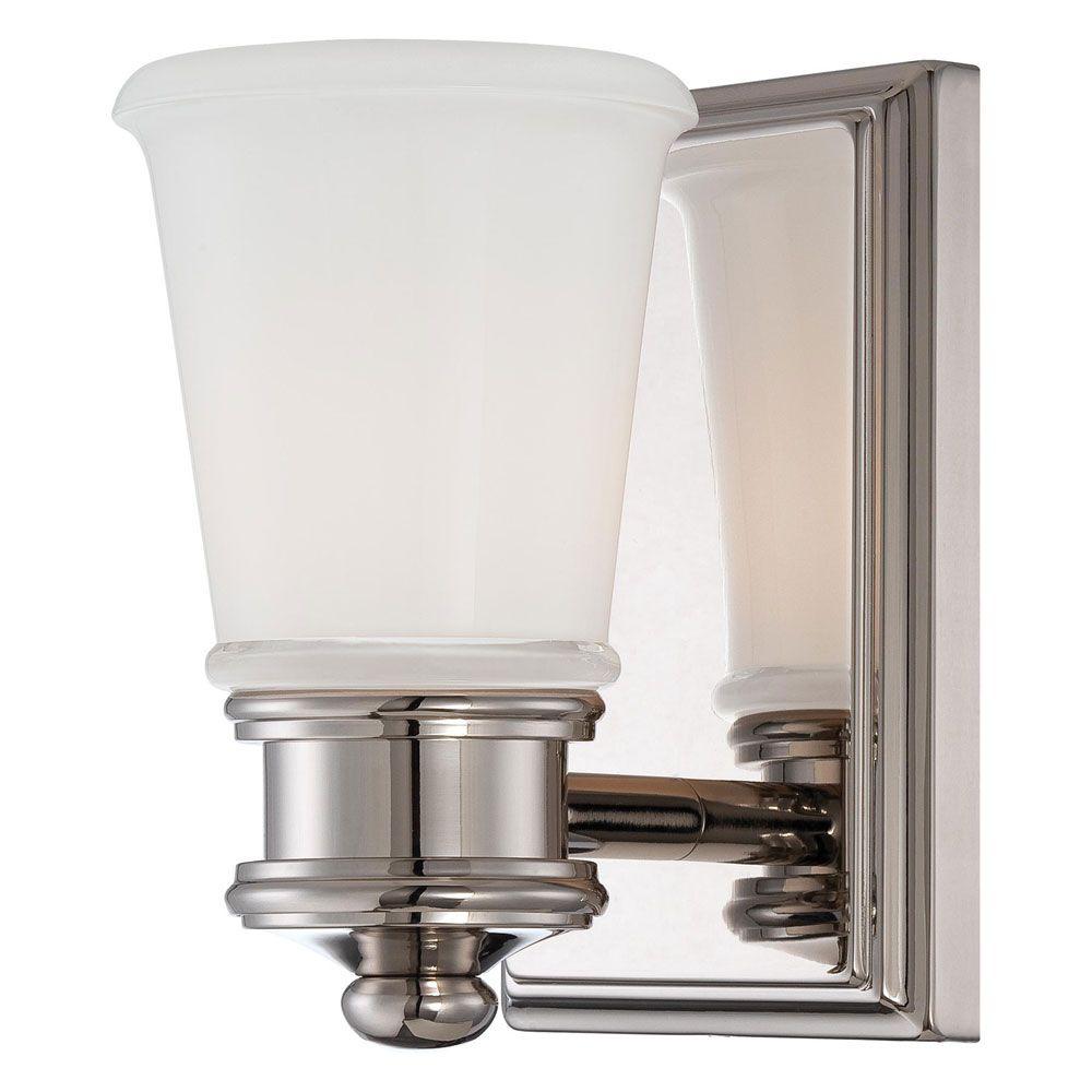 Minka Lavery 1 Light Bath Sconce | Home Decorating Ideas | Pinterest ...