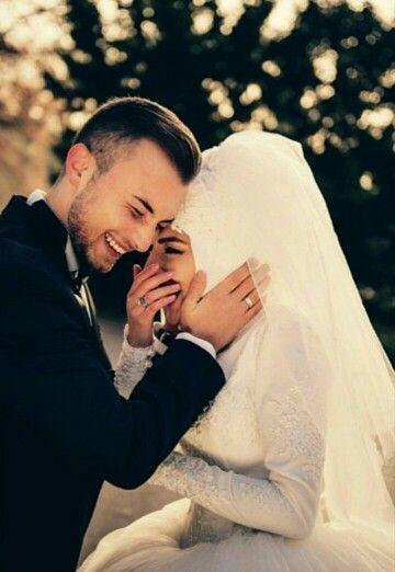 Cute and Romantic Muslim Wedding