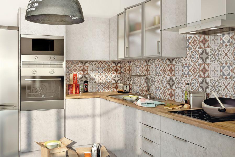 Deja que la cerámica sea protagonista #LeroyMerlin | Deco-cocinas ...