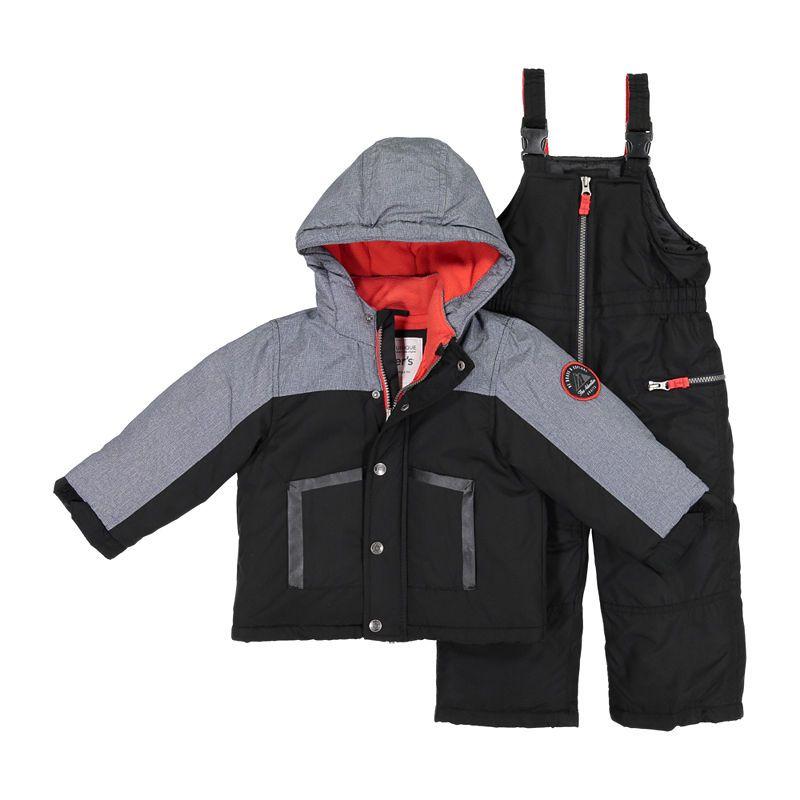 6038d19cd Carter s 2-Pc. Coat   Snowsuit - Baby Boys