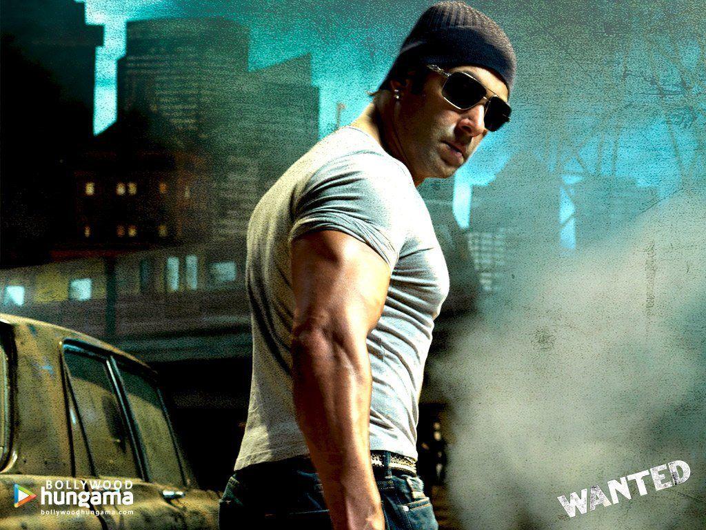 Hd wallpaper salman khan - Free Download Salman Khan Wallpaper Wanted Movie Wallpaper