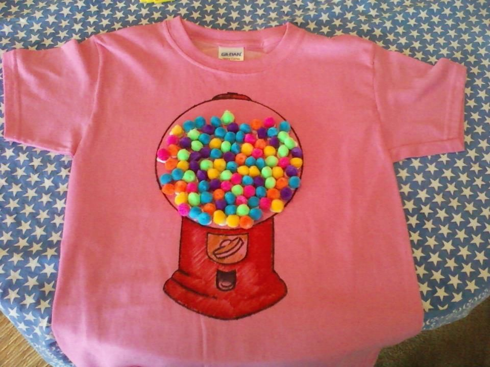 The kids and I love to do crafts, but now with school and all our other things, we seldom get to do any. So with yesterday being a nice, rel... #100daysofschoolshirt