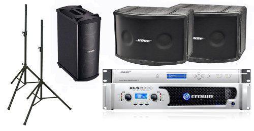 Bose 802 III Loudspeakers Bose Pro Audio Portable Sound