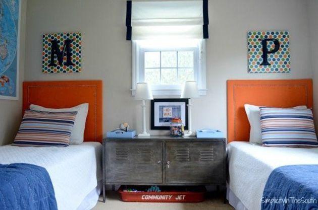 10 ideas para decorar un dormitorio juvenil compartido ...