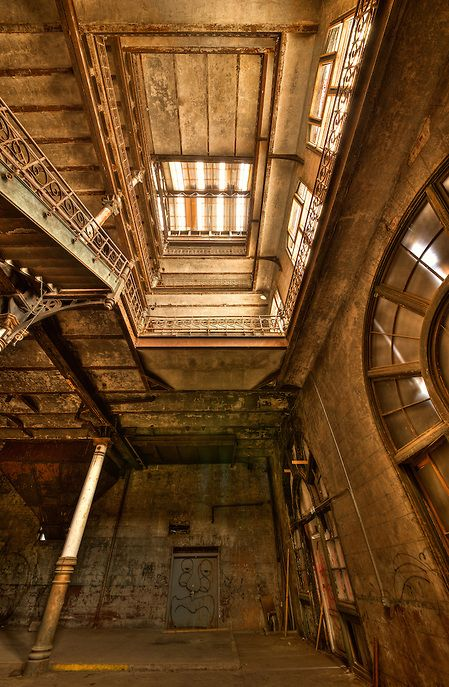 The Abandoned Tennessee Brewery Co Memphis Tn Abandoned