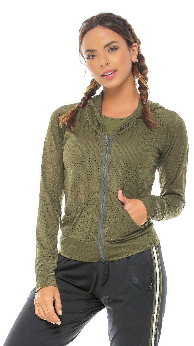 Protokolo Army Green Candy Crush Jacket | Army green ...