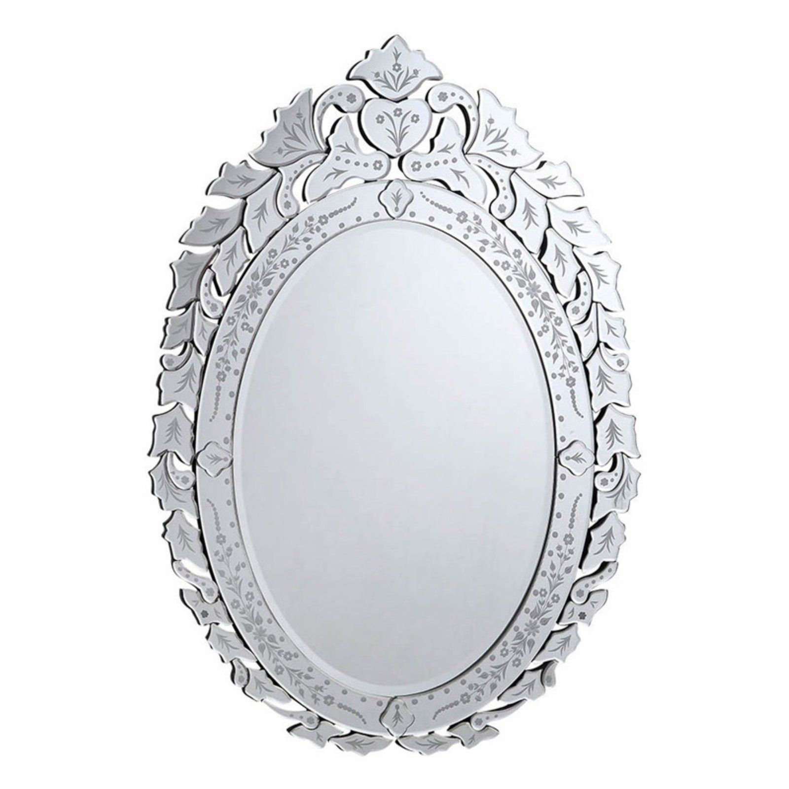 Elegant Decor Venetian Wall Mirror 32 75w X 44 5h In In 2020 Venetian Wall Mirror Mirror Wall Transitional Mirrors
