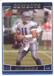 2006 Topps #221 Drew Bledsoe by Topps. $0.39. 2006 Topps Co. trading card in near mint/mint condition, authenticated by Seller