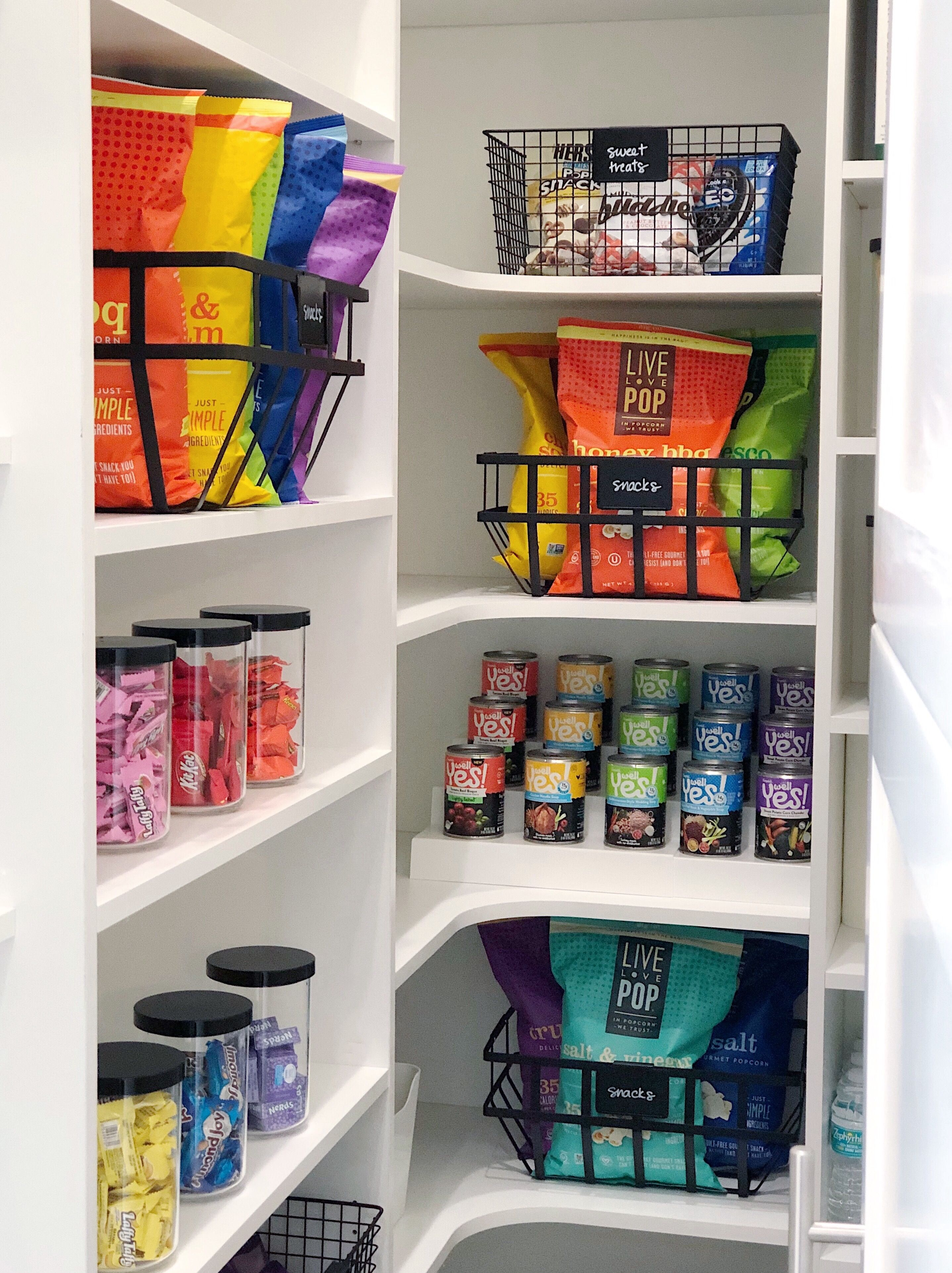Neat Pantry Ideas