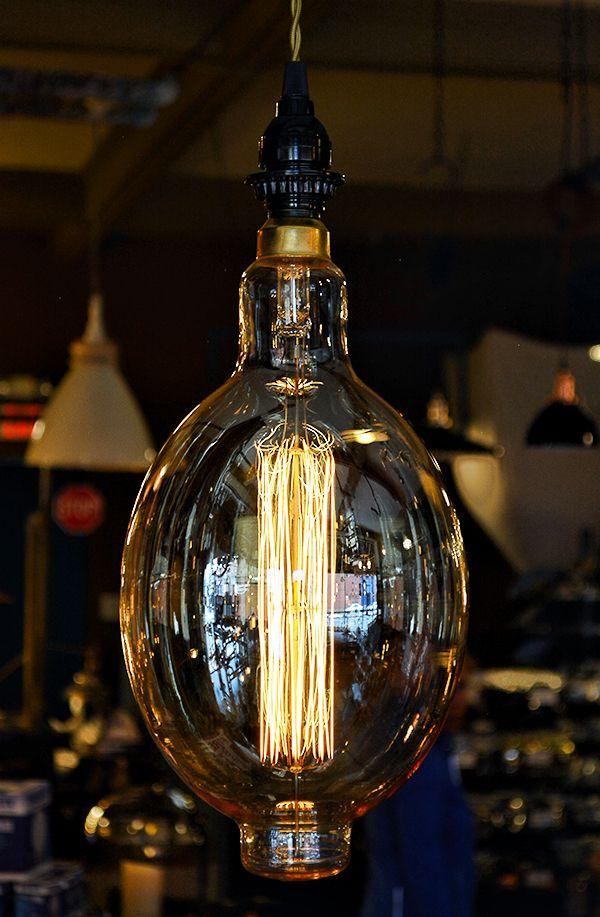 Edison Bulb 12 5 Grand Nostalgic Thread Filament Vintage