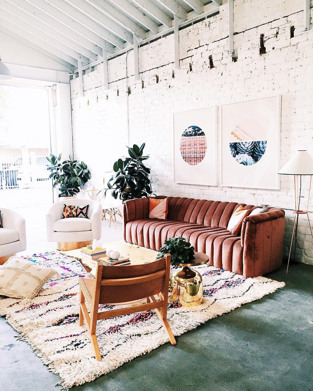 Bohemian Decorating Ideas For Small Studio: @lightlab Studio Space