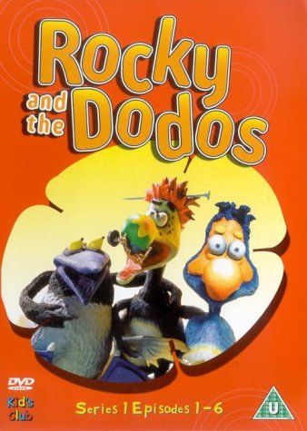 Rocky And The Dodos: Series 1 - Episodes 1-6 [DVD]
