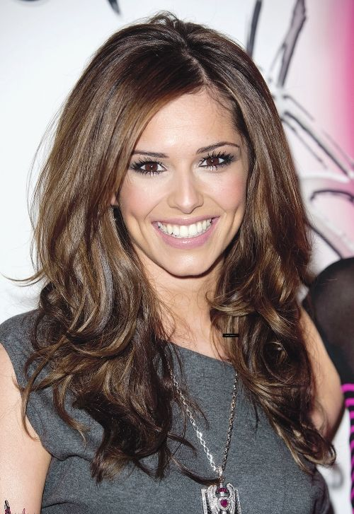 20 Amazing Layered Hairstyles For Curly Hair Cheryl Cole Cheryl