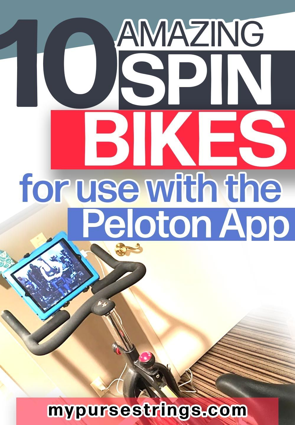 Best Spin Bikes To Use With The Peloton Digital App Spin Bikes