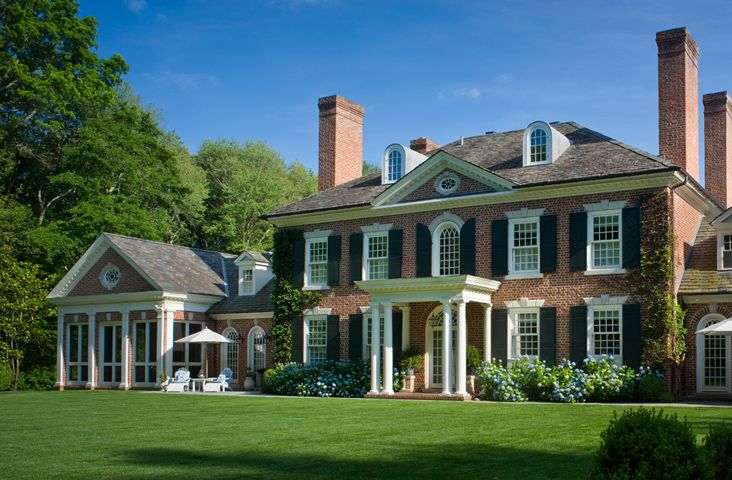 Dream House Exterior Country Ranch Style Porches