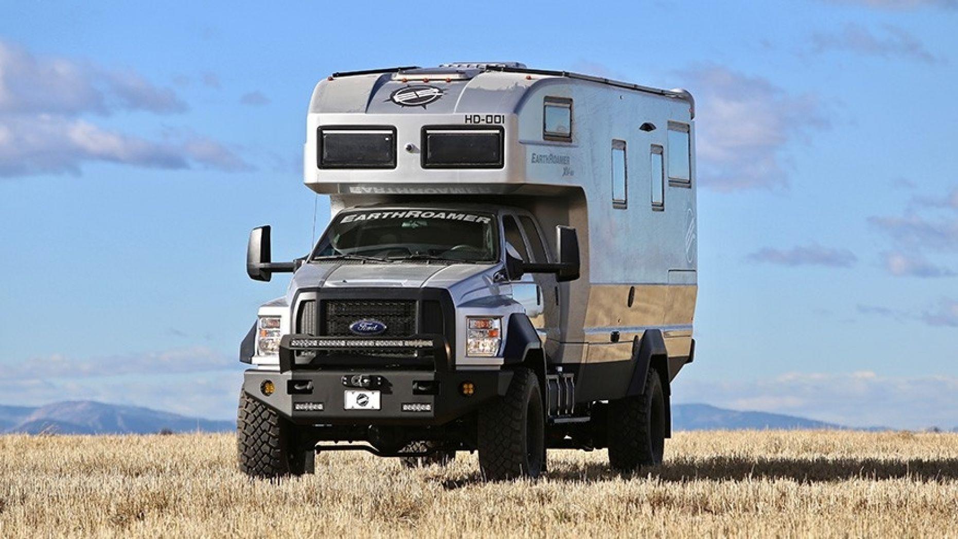 EarthRoamer XV-HD is a $1.5 million-dollar monster RV