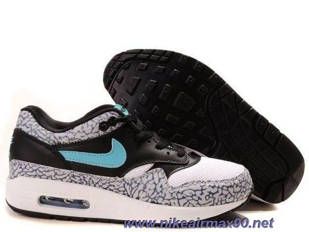 312748 031 Premium Atmos Elephant Safari Nike Air Max 1 Mens