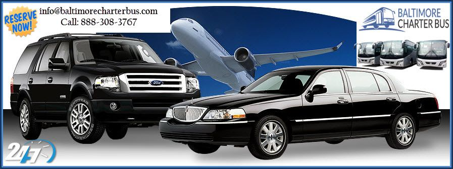Pin by baltimore charter on baltimore airport limo service