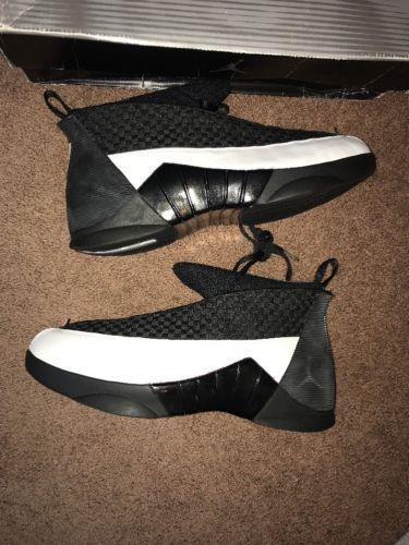4c64cd9f82dd Nike Air JORDAN XV 15 Purdue PE Sample DS Size 13 Rare NCAA Player  Exclusive. Find this Pin and more on Men s Shoes ...