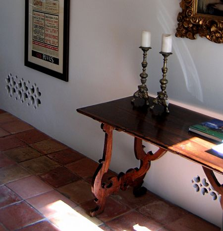 Spanish Style Furniture S For Santa Barbara Homes Photo