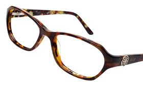Check out these new frames from Elle that feature chic, classic shapes and fashion-forward color palettes.