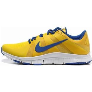 check out 5deaa 17e45 Mens Nike Free Trainer 5.0 Tour Yellow/Old Royal White ...