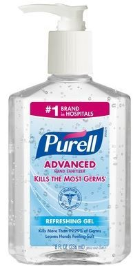 Target: FREE Purell Hand Sanitizer - Raining Hot Coupons