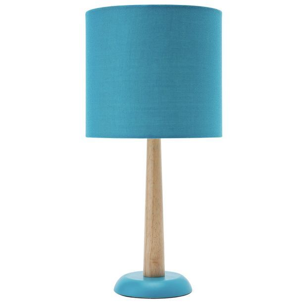 Buy Collection Oslo Wooden Stem Table Lamp Teal At Argos Co Uk Your Online Shop For Table Lamps Lighting Home And Garden Table Lamp Lamp Bedroom Redesign