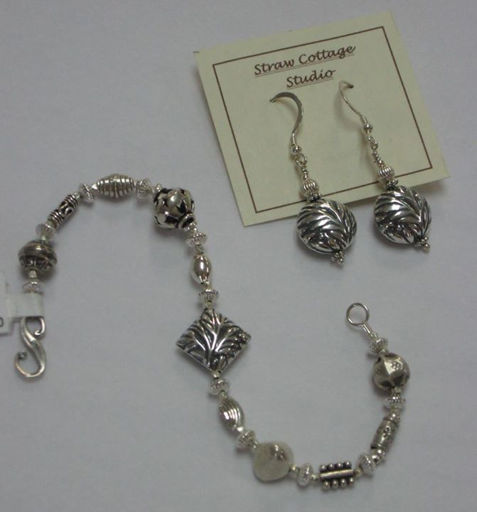 Martha Koons silver jewelry.
