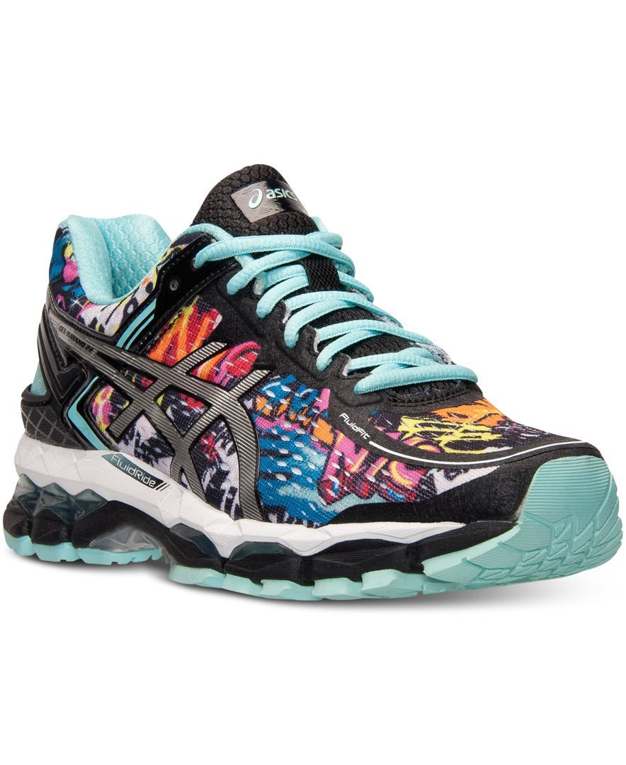 Chaussures de course Asics Asics Gel Kayano 22 Nyc 22 19755 pour femme de Finish Line dfe050b - artisbugil.website