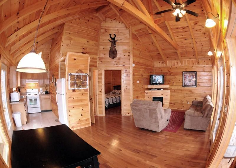 Charmant Sandstone Cabin   Sleeps 2 Red River Gorge Cabin Rentals   (Cabins) Red  River
