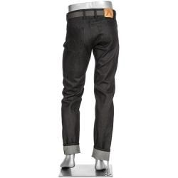 Photo of Alberto Jeans Herren, Baumwolle, blau Alberto