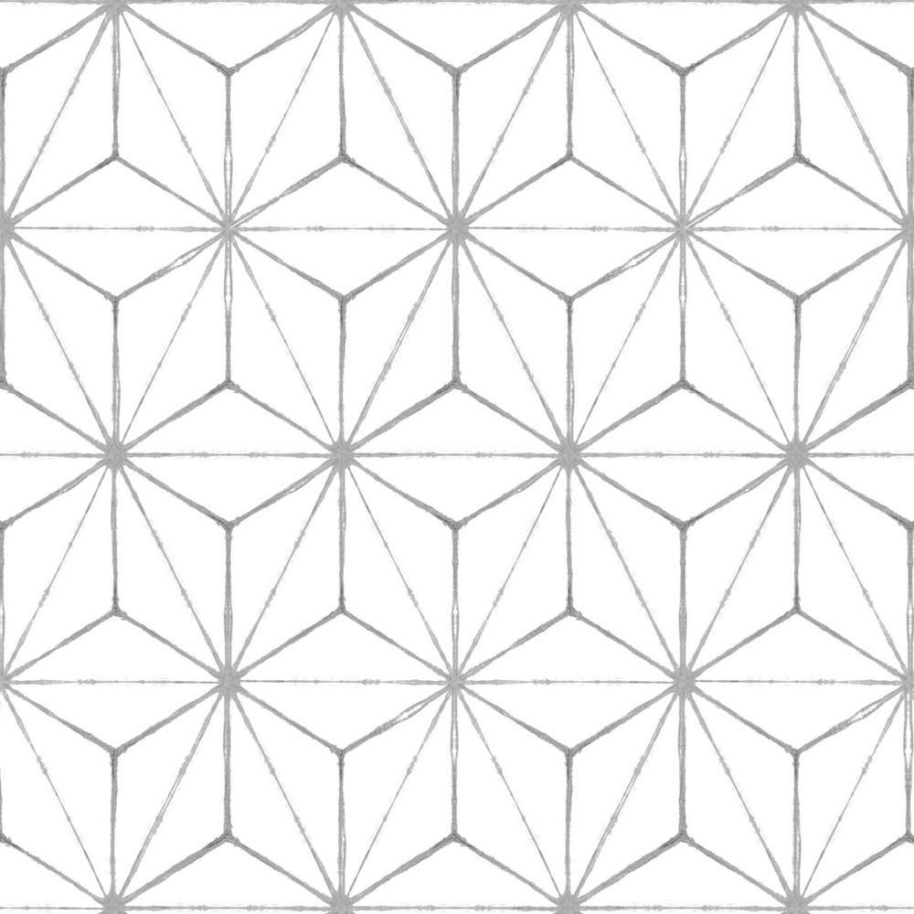 Kikko Vinyl Floor Tile 16 Per 0 93 M2 Peel And Stick Floor Peel And Stick Vinyl Adhesive Floor Tiles