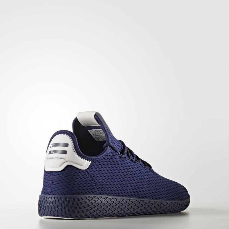 b0119c5317fb44 BY8719 Pharrell Williams x adidas Tennis HU Dark Blue (5)