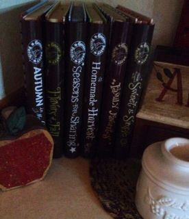 """A""""Small"""" gathering of some of my Gooseberry Patch Cookbooks.. Cant live w/o my Gooseberry Patch!!"""