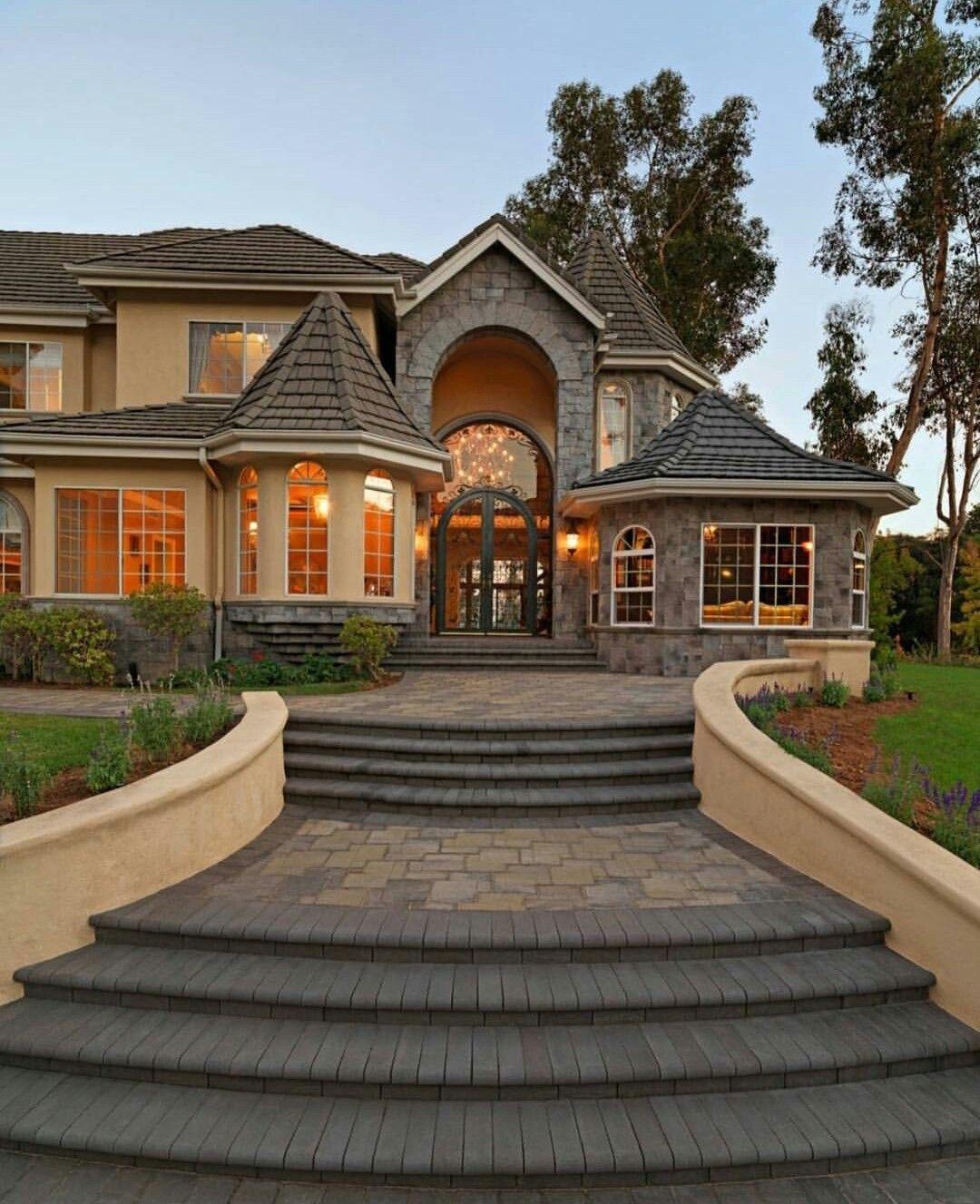 23 Best Dream Home Design Ideas House Designs Exterior Dream Home Design House Entrance