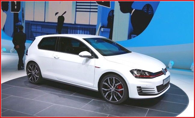 2015 Volkswagen Golf Gte Hd 1080p For Desktop Volkswagen