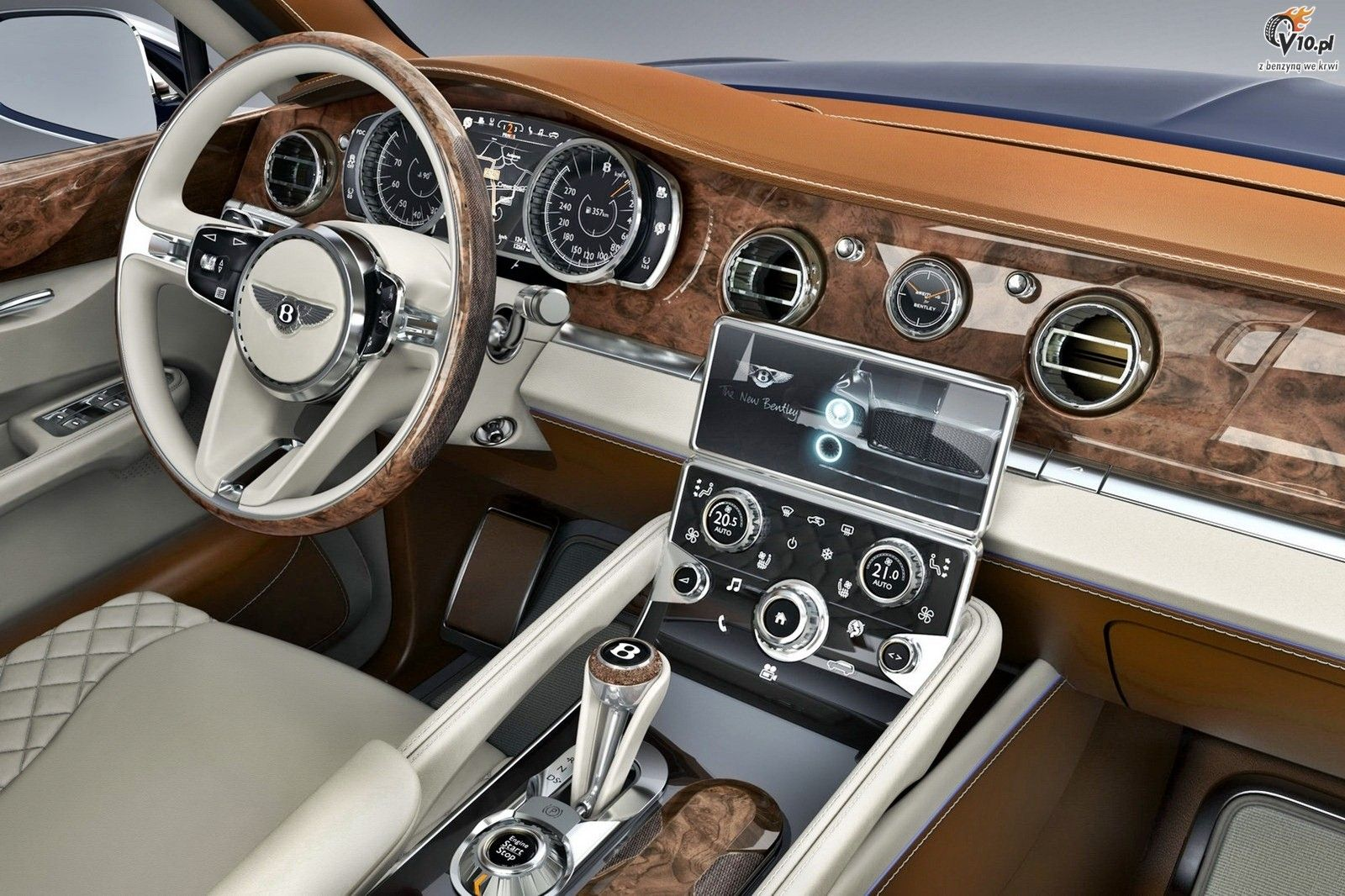 bentley interior pictures bentley falcon suv interior. Black Bedroom Furniture Sets. Home Design Ideas