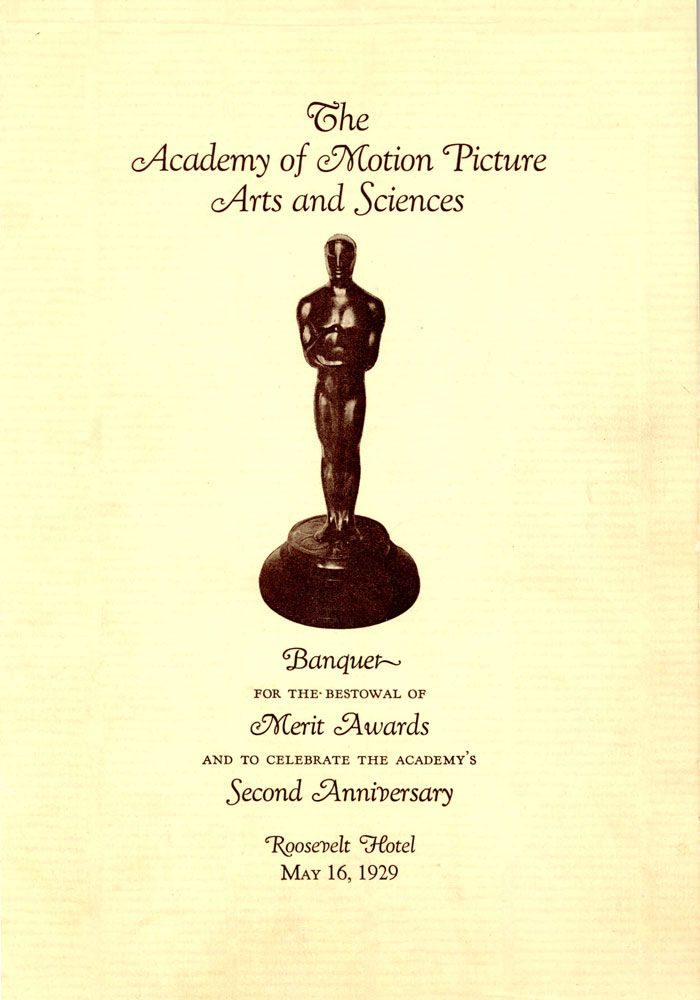 Image result for first academy awards oscars