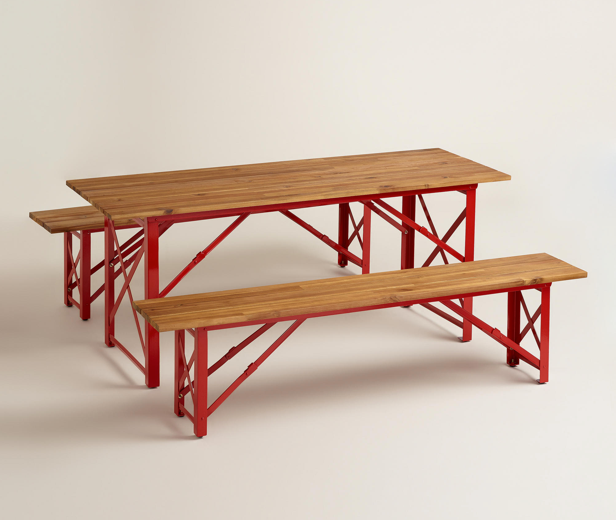 Mid Century Modern Picnic Table Google Search House Patio - Mid century modern picnic table
