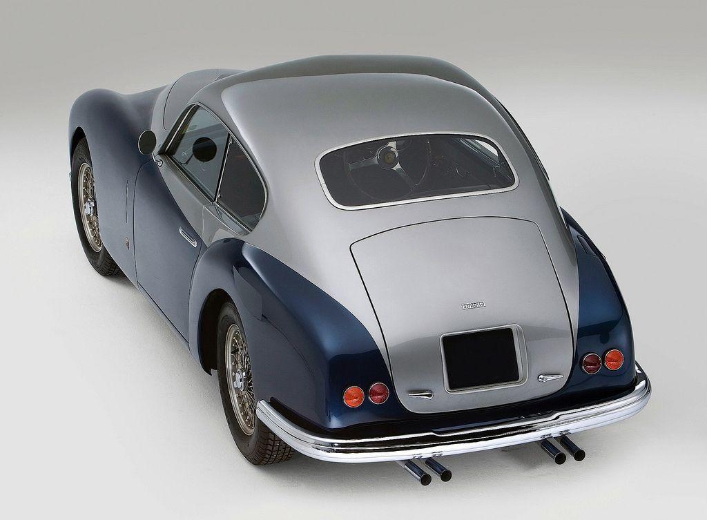 1949 Ferrari 166 Inter Stabilimenti Farina Coupe 037S