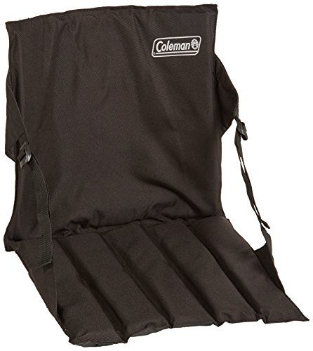 Pack of 2 Cascade Mountain Tech New Lighter Weight CMT Stadium Seat with Mesh Back