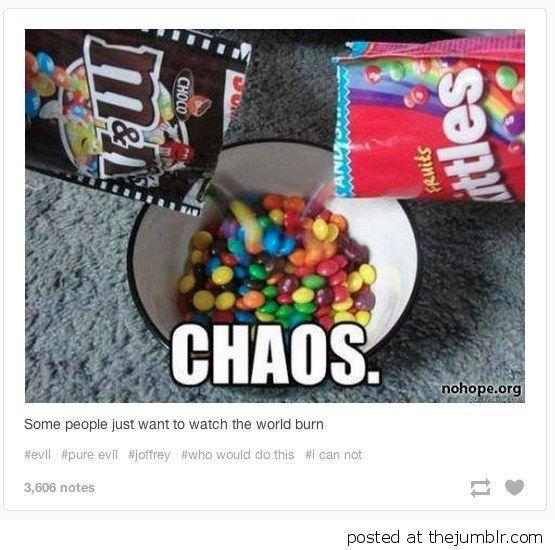 Unleash Chaos