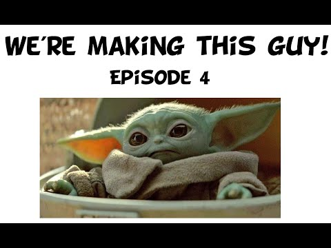Making Baby Yoda Episode 4 Youtube Doll Tutorial Yoda Custom Dolls