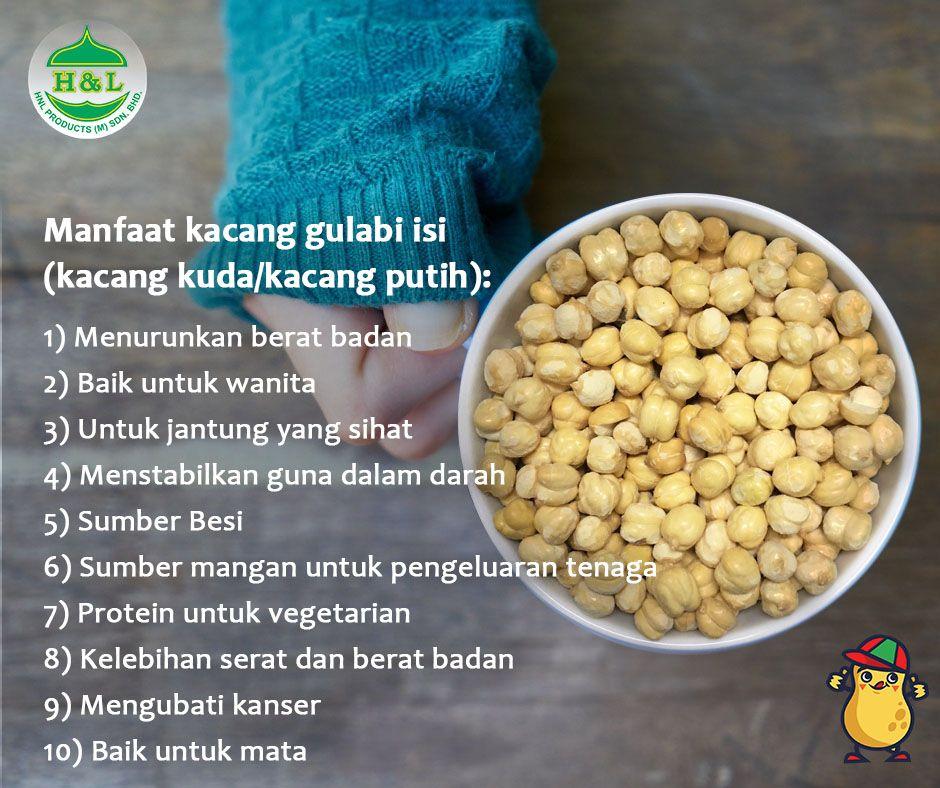 Manfaat Kacang Gulabi Isi Juga Dipanggil Kacang Kuda Kacang Putih Food Vegetables Condiments